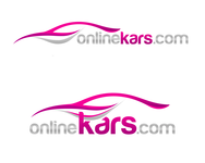OnlineKars.com Logo - Entry #7