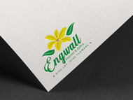 Engwall Florist & Gifts Logo - Entry #106