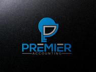 Premier Accounting Logo - Entry #442