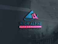 High Alpine Data Consulting (HAD Consulting?) Logo - Entry #48