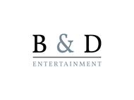 B&D Entertainment Logo - Entry #9