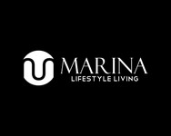 Marina lifestyle living Logo - Entry #148