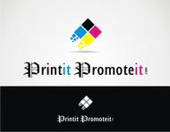 PrintItPromoteIt.com Logo - Entry #201