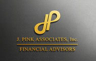 J. Pink Associates, Inc., Financial Advisors Logo - Entry #387
