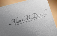 Alan McDonald - Photographer Logo - Entry #123