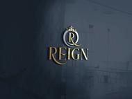 REIGN Logo - Entry #17