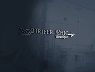 Drifter Chic Boutique Logo - Entry #312