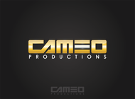 CAMEO PRODUCTIONS Logo - Entry #120