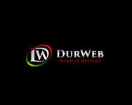 Durweb Website Designs Logo - Entry #75