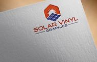 Solar Vinyl Graphics Logo - Entry #14