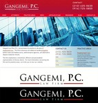Law firm needs logo for letterhead, website, and business cards - Entry #39