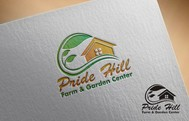 Pride Hill Farm & Garden Center Logo - Entry #142