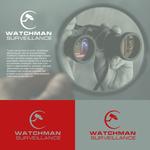 Watchman Surveillance Logo - Entry #173