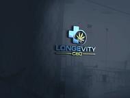 Longevity CBD Logo - Entry #21
