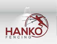 Hanko Fencing Logo - Entry #44