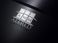 ALLRED WEALTH MANAGEMENT Logo - Entry #416