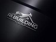 RI Building Corp Logo - Entry #98