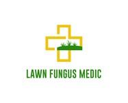 Lawn Fungus Medic Logo - Entry #163
