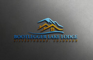Bootlegger Lake Lodge - Silverthorne, Colorado Logo - Entry #60