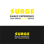 SURGE dance experience Logo - Entry #100