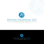Delane Financial LLC Logo - Entry #138
