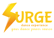 SURGE dance experience Logo - Entry #141