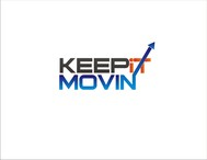 Keep It Movin Logo - Entry #80