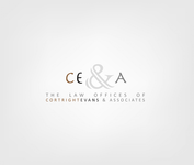 Law Office of Cortright, Evans and Associates Logo - Entry #36