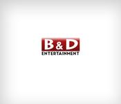 B&D Entertainment Logo - Entry #5