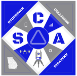 Sturdivan Collision Analyisis.  SCA Logo - Entry #167