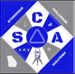 Sturdivan Collision Analyisis.  SCA Logo - Entry #167