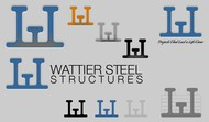 Wattier Steel Structures LLC. Logo - Entry #23