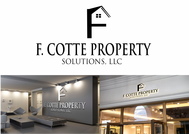 F. Cotte Property Solutions, LLC Logo - Entry #160