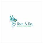 Note & Key Logo - Entry #39