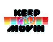Keep It Movin Logo - Entry #390