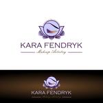Kara Fendryk Makeup Artistry Logo - Entry #98