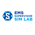 EMS Supervisor Sim Lab Logo - Entry #114