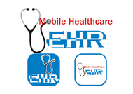 Mobile Healthcare EHR Logo - Entry #145