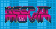 Keep It Movin Logo - Entry #490