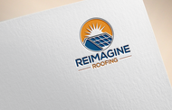 Reimagine Roofing Logo - Entry #246