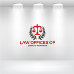 Law Offices of David R. Monarch Logo - Entry #207