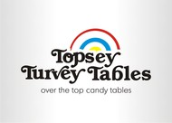 Topsey turvey tables Logo - Entry #130