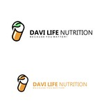 Davi Life Nutrition Logo - Entry #646