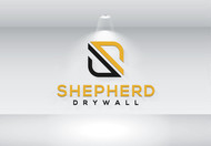 Shepherd Drywall Logo - Entry #341