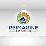 Reimagine Roofing Logo - Entry #266