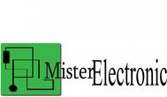 Mister Electronic Logo - Entry #30