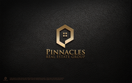 Pinnacles Real Estate Group  Logo - Entry #1