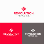 Revolution Fence Co. Logo - Entry #273