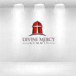 Divine Mercy Summit Logo - Entry #3