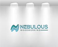 Nebulous Woodworking Logo - Entry #135